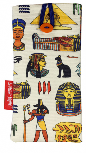 Selina-Jayne Egyptologist Limited Edition Designer Soft Glasses Case